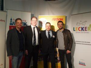 Kai Gosslar, MKN-ProfiKochtechnik, Steffen Henssler