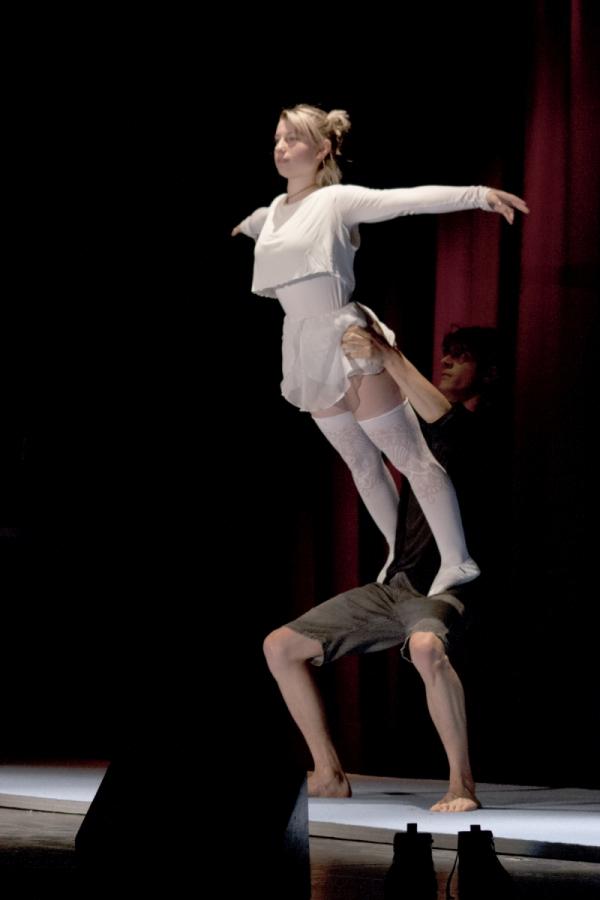 """Auftritt von """"Cirque mix"""""""